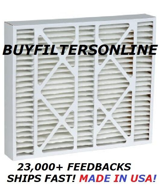 2 Pack Trane American Standard Air Filter Fits Perfect Ebay