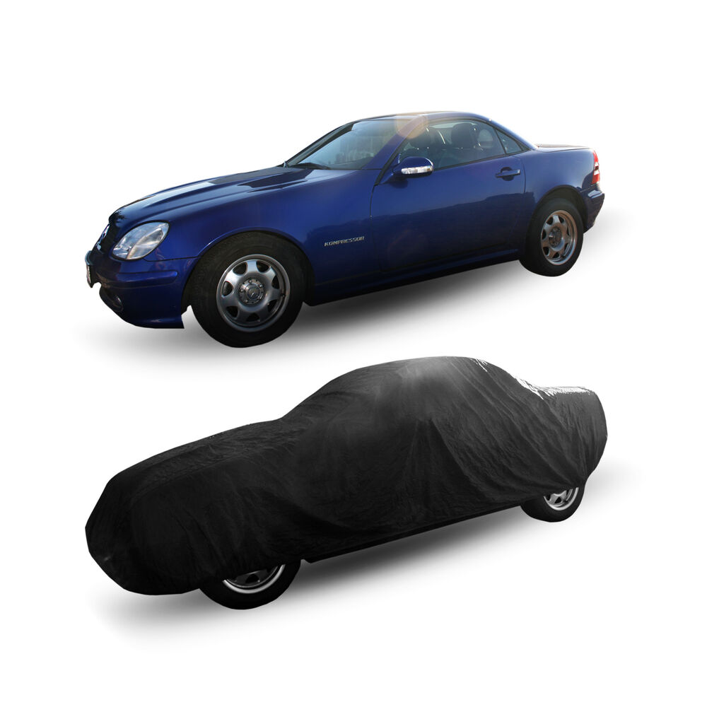 Car cover autoabdeckung f r mercedes benz slk amg 170 171 for Mercedes benz car covers