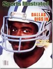 August 29, 1983 Tony Dorsett Dallas Cowboys Sports Illustrated
