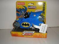 FISHER PRICE SUPER FRIENDS SHAKE N GO BATCYCLE *NEW*