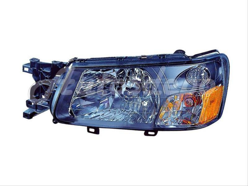 Details About 05 2005 Subaru Forester Headlight Headlamp W Bulb Lh