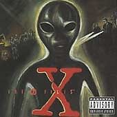 SONGS in Key of X - Cd Music from & inspired by X FILES