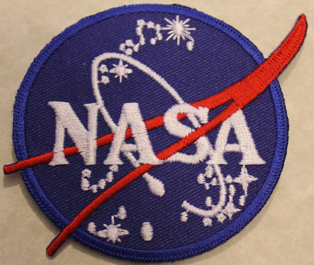 NASA Logo Patch | eBay