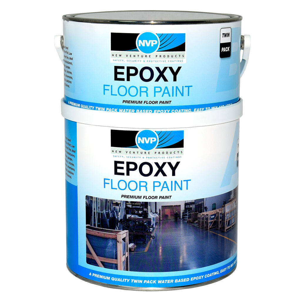 two part water based epoxy floor paint 2 5 litres tough