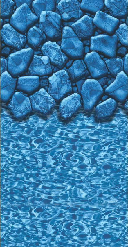 Above Ground Pool Liner Boulder Beaded All Sizes Round Or