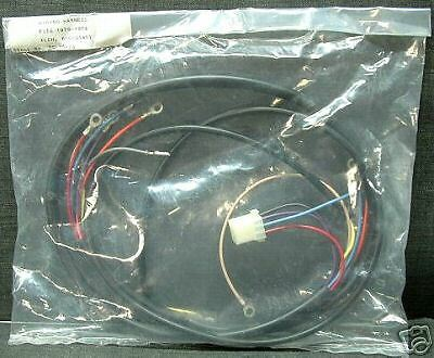 harley sportster main wiring harness xlch l1971 72 ebay. Black Bedroom Furniture Sets. Home Design Ideas
