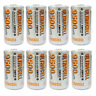 8 x C 9500mAh Ni-MH rechargeable battery Ultracell New