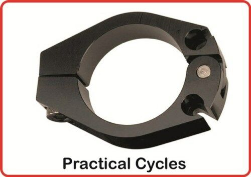 Problem Solvers Backstop Clamp On Bicycle Frame Mount