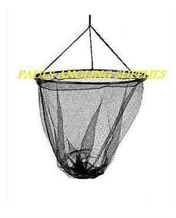 Large drop net for sea fishing pier beach boat catch ebay for Drop net fishing
