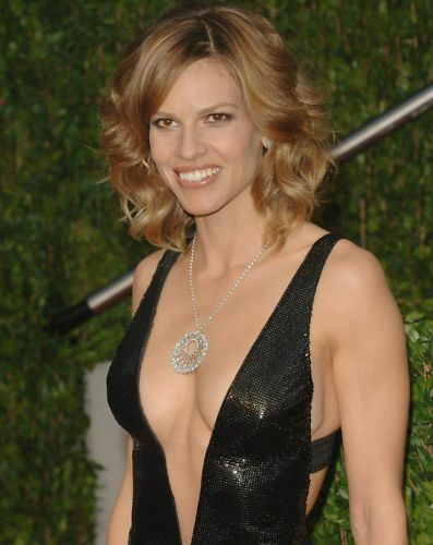 Hilary Swank Sexy Actress 8x10 Red Carpet Photo | eBay