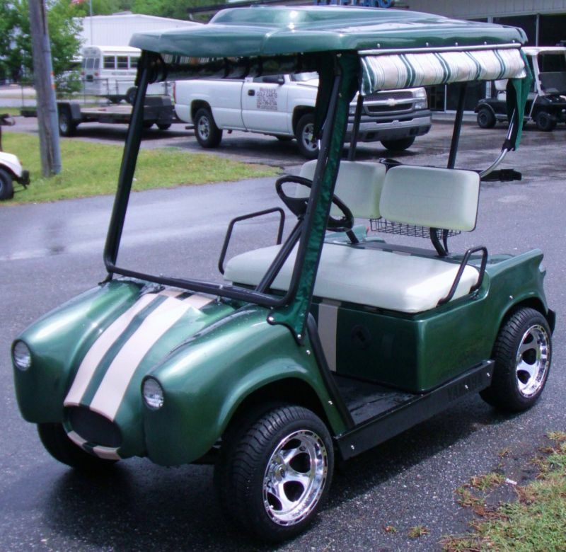 GOLF CART BODY KIT CUSTOM YAMAHA CLUB CAR DS | eBay