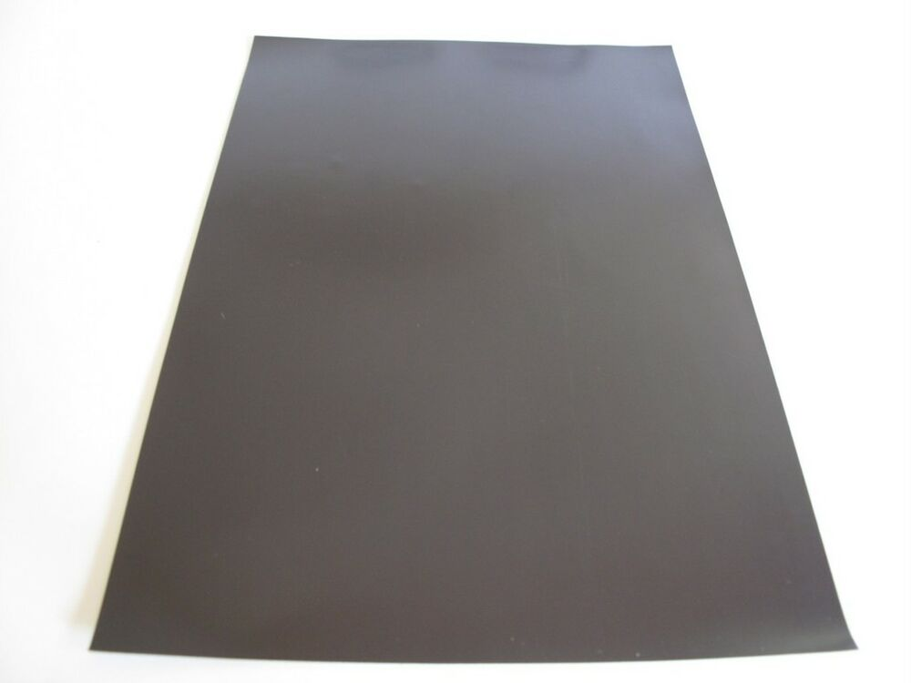 1 x a4 self adhesive magnetic sheet thick ebay for Thin magnets for crafts