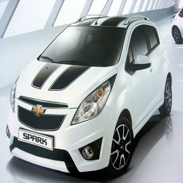 Spark Special Edition Decal Black For 10 11 Chevy Spark Ebay