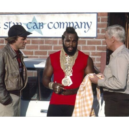img-THE A-TEAM TELEVISION PHOTO Poster Print 24x20