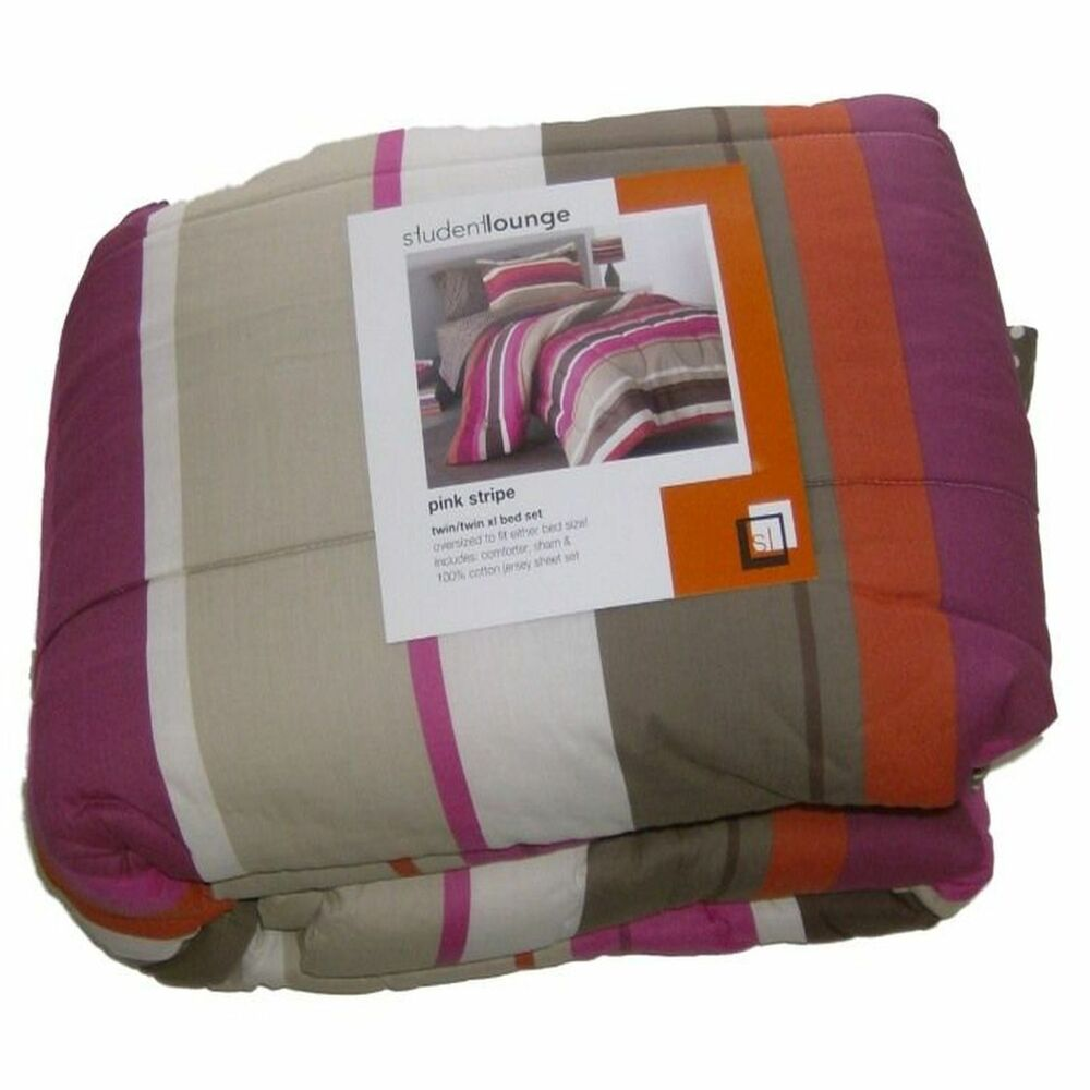 Bed In A Bag Dorm Twin Xl