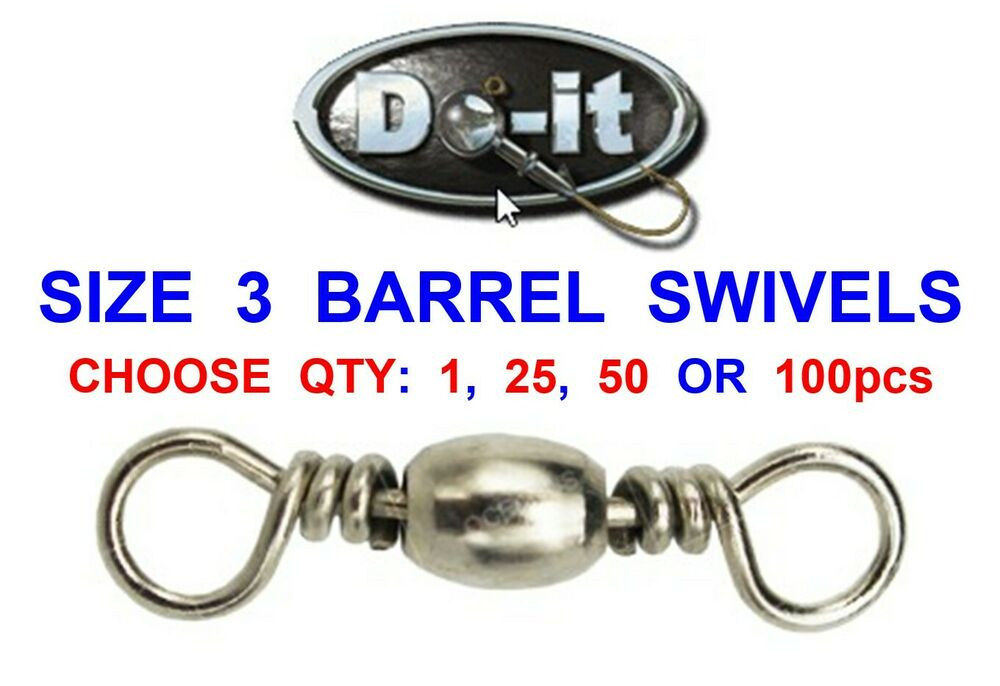 fishing swivels how to use