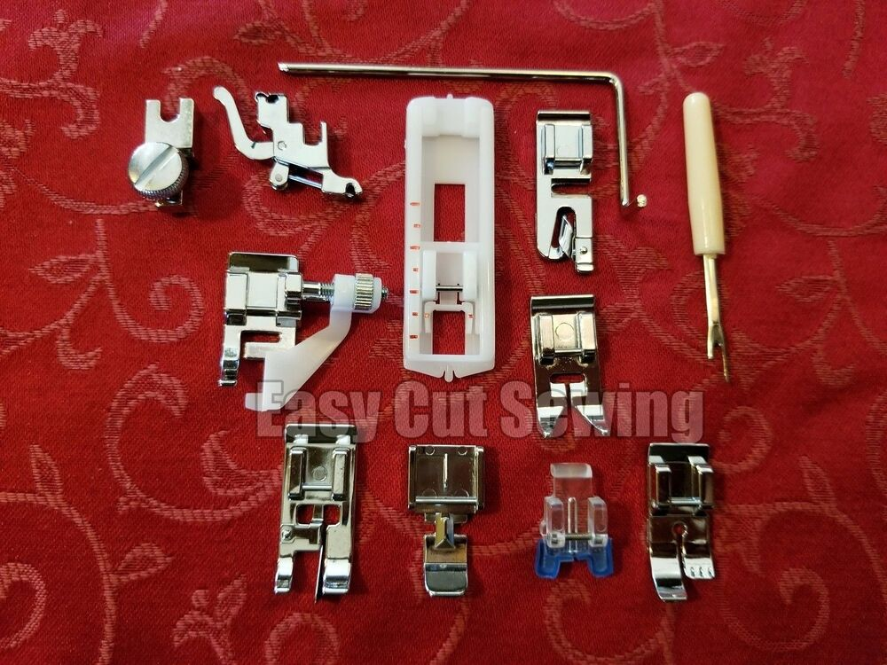 Kenmore Super High Shank To Low Sewing Machine Feet Foot ...