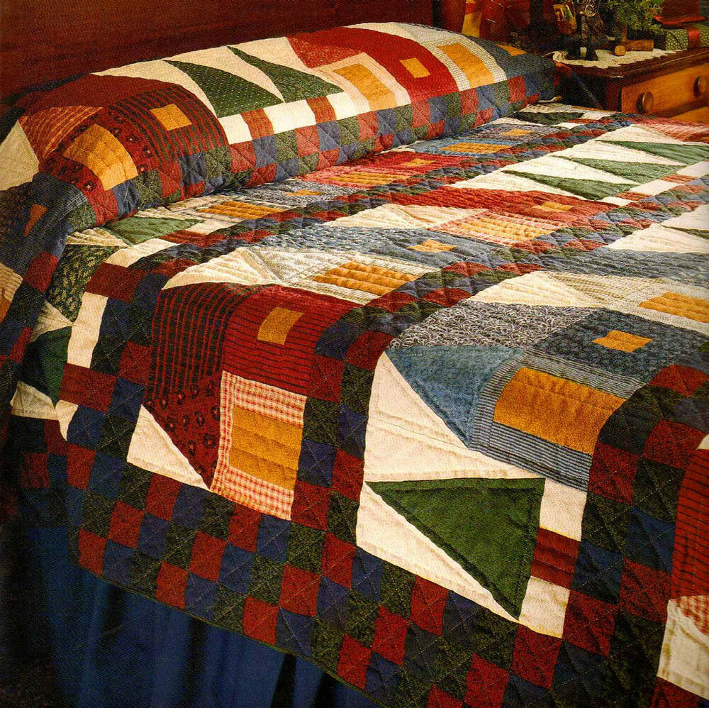 Primitive Quilts Sampler Collection Iii Better Home G