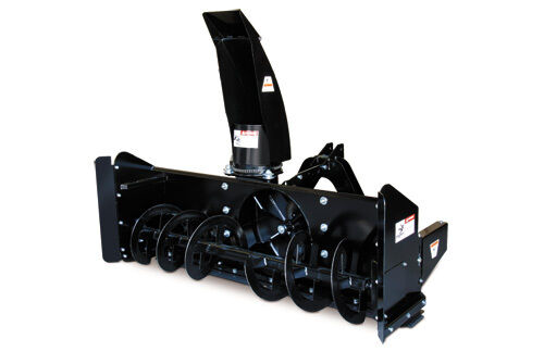 Kubota Three Point Hitch Snowblowers : Quot rear mount pto point tractor snowblower john deere