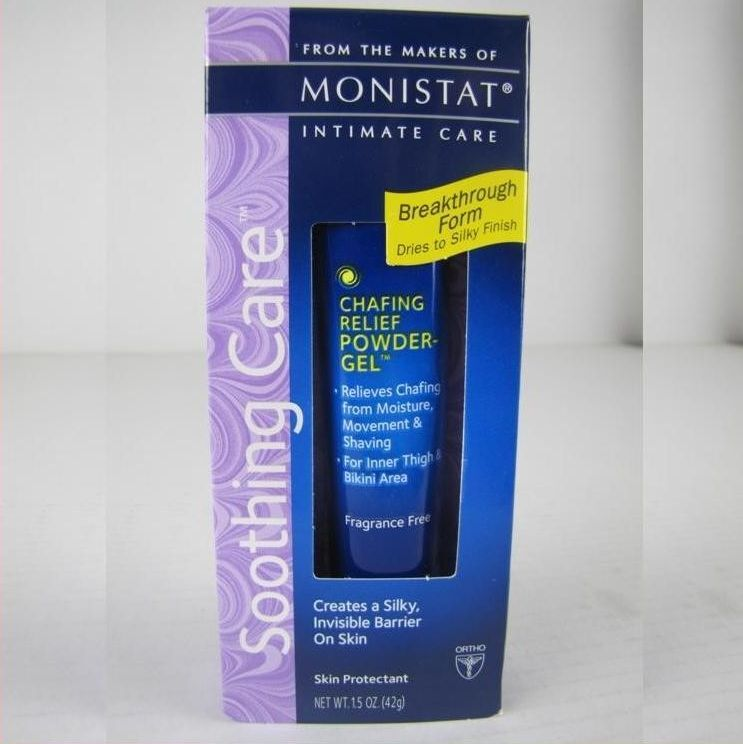 where is monistat chafing gel in walmart