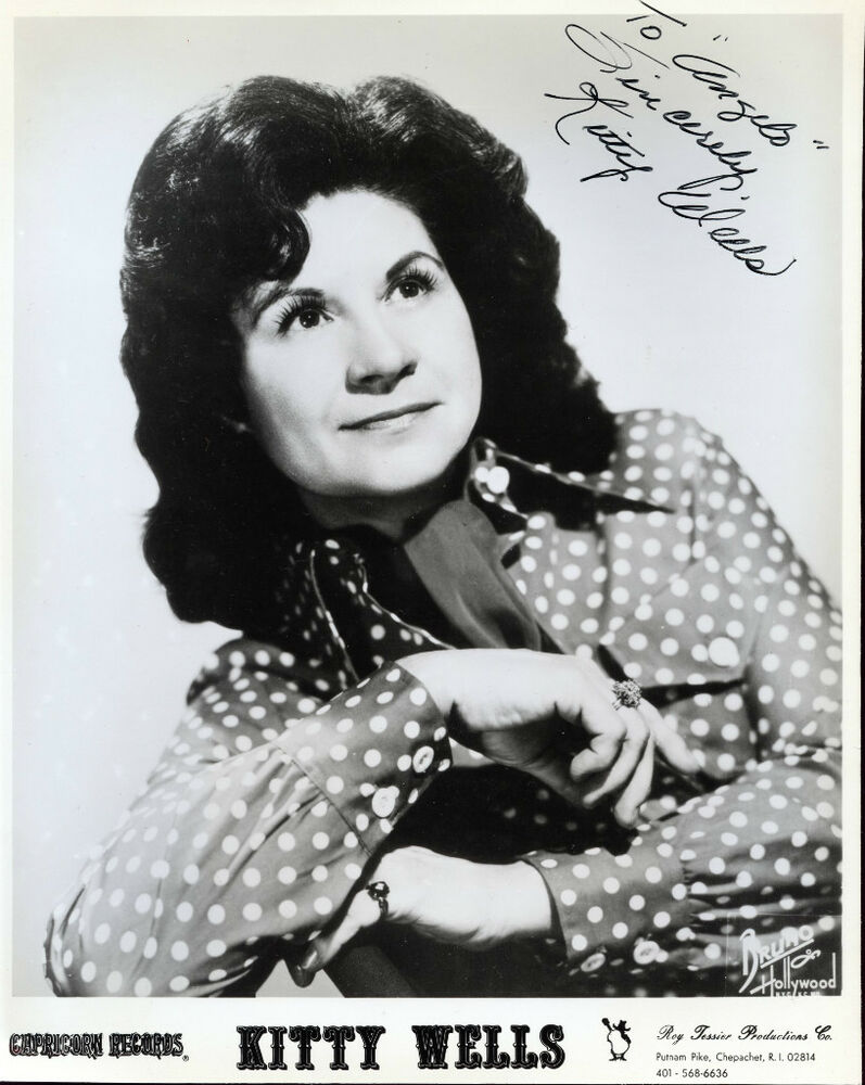Kitty Wells - The Country Music Hall Of Fame