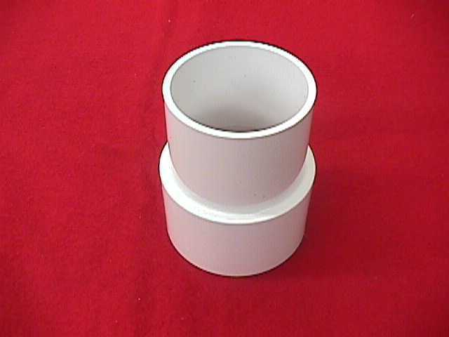 Pvc quot pipe extender pool water fitting ebay