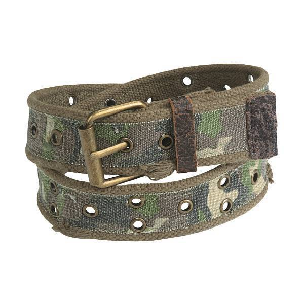 mossy oak camo web leather loop belt s new ebay
