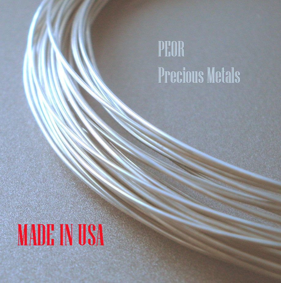 5 FT, JEWELRY SILVER SOLDER WIRE, EX- EASY, EASY, MEDIUM, HARD , 20 ...