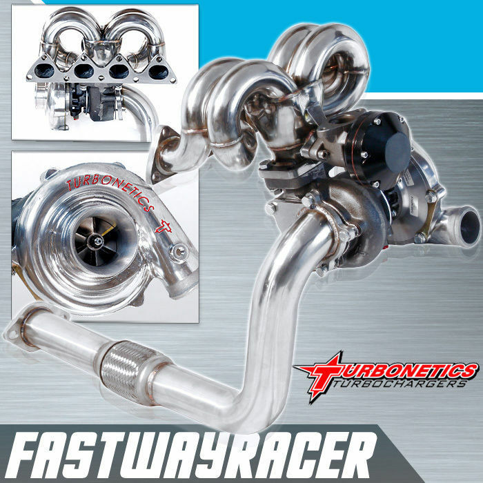 Turbonetics T4 60 1: EF EG EK DA DC2 B16 B18 B16A T3/T4 T04E Turbo Charger Kit