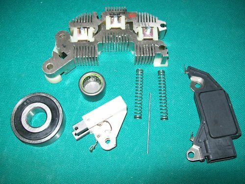 Alternator Kit Delco Cs144 Gmc Chevy Truck Pontiac Buick Olds Late Series 93 On