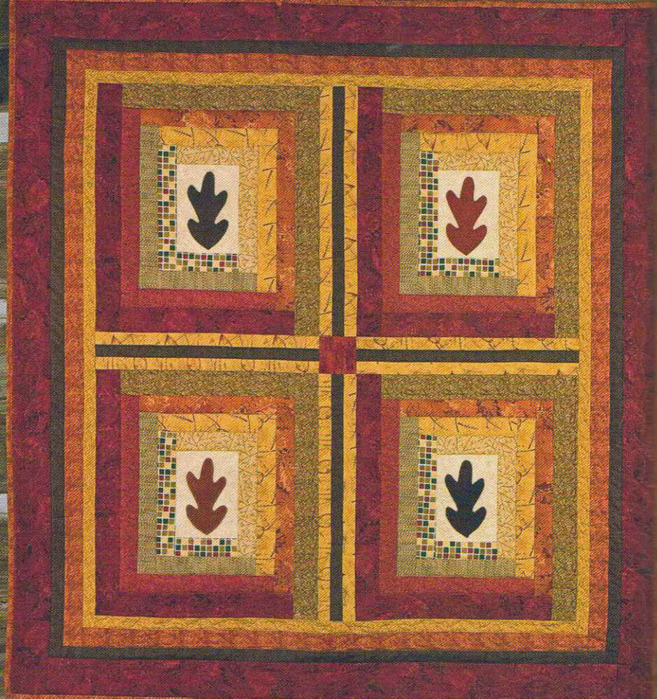 Season Quilts Wall Hanging Amp Craft Projects By Debbie Mumm