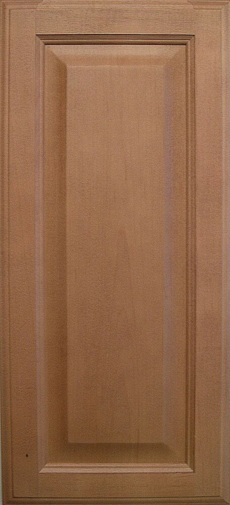 Maple Raised Panel Kitchen Bath Cabinet Doors Prefinished