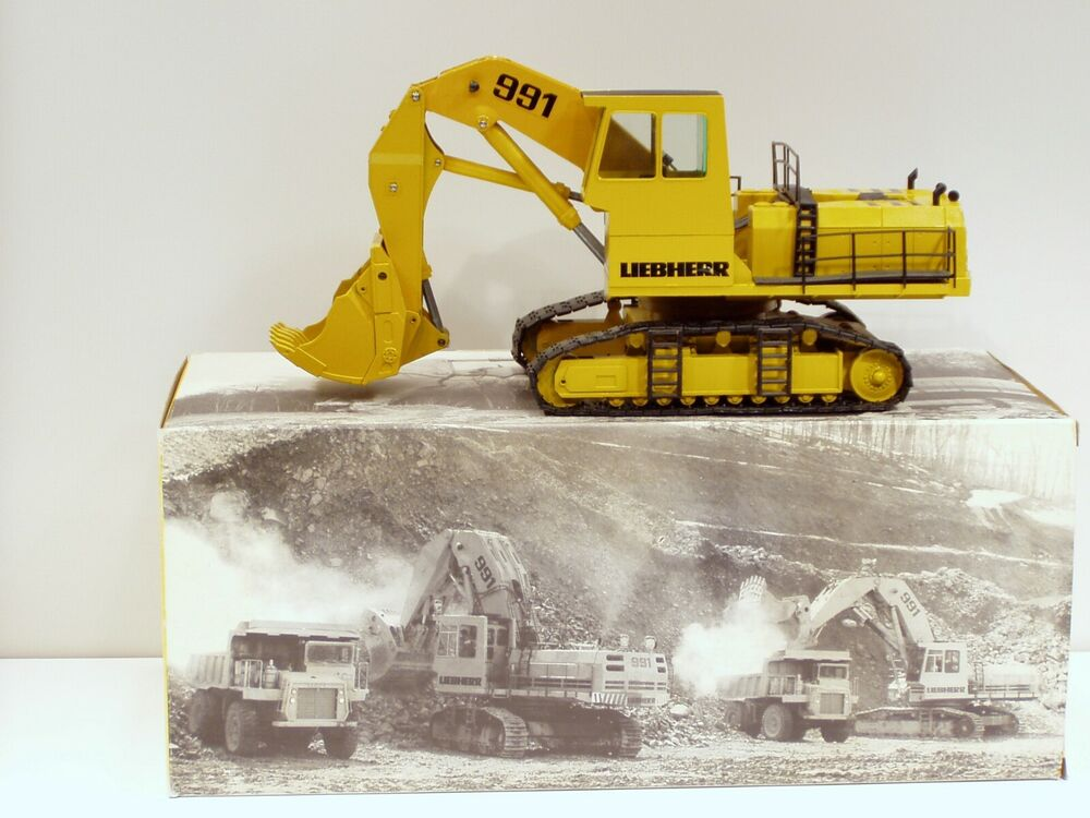 Toy Construction Equipment : Liebherr for sale deals on blocks
