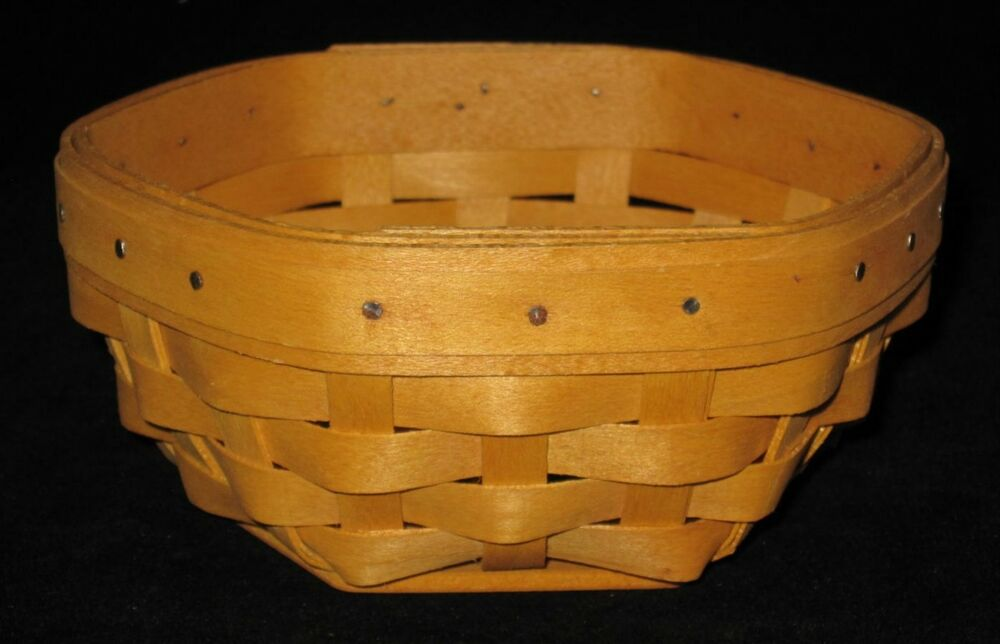 Longaberger basket 6 generations basket new ebay Longaberger baskets for sale
