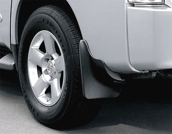 2008 2009 2010 2011 nissan armada splash guards rear set. Black Bedroom Furniture Sets. Home Design Ideas
