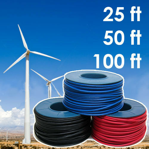9 Guage Awg Copper Wire Cable For Home Wind Turbine