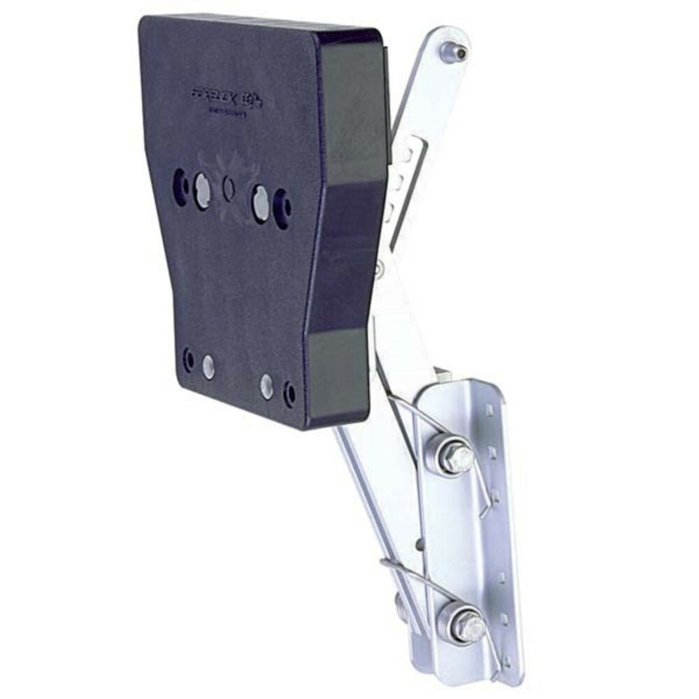 Garelick 71040 auxiliary outboard motor bracket to 7 5hp for Outboard motor brackets for sale