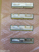 8Gb memory kit (4x2Gb)for HP ProLiant DL360 G5 DL380 G5 and others