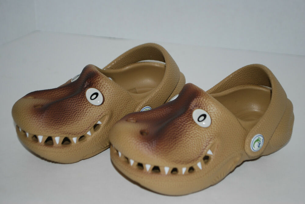 Dinosaur Shoes Black