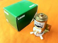Genuine LUCAS 12v UNIVERSAL Windscreen Washer Pump For MGB, MG Midget