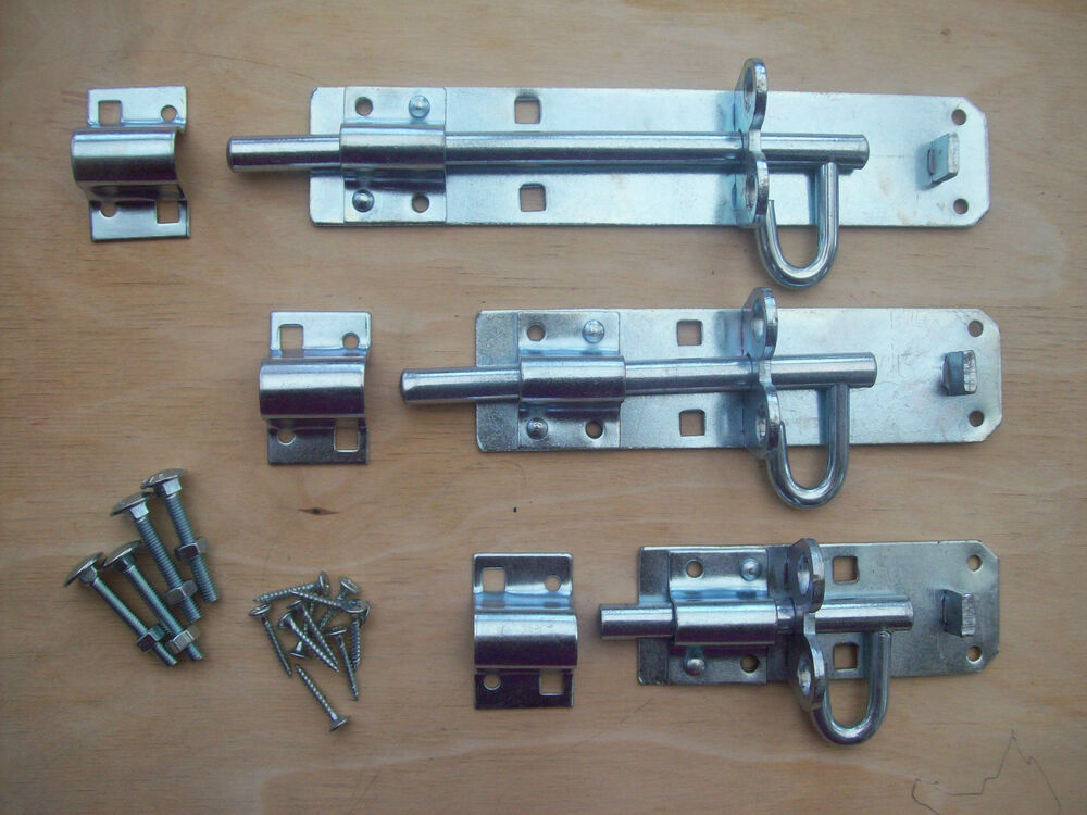 Brenton Padbolt Garden Gate Padlock Bolt Latch Lock