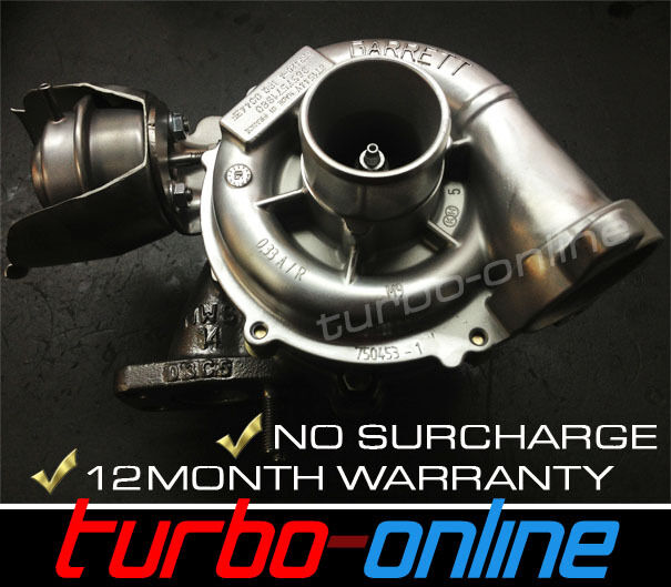 turbocharger ford focus 1 6 tdci 109 hp ebay. Black Bedroom Furniture Sets. Home Design Ideas