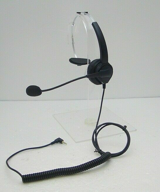 SPA Corded Noise Canceling Headset For 900MHz 24GHz 58GHz DECT 60