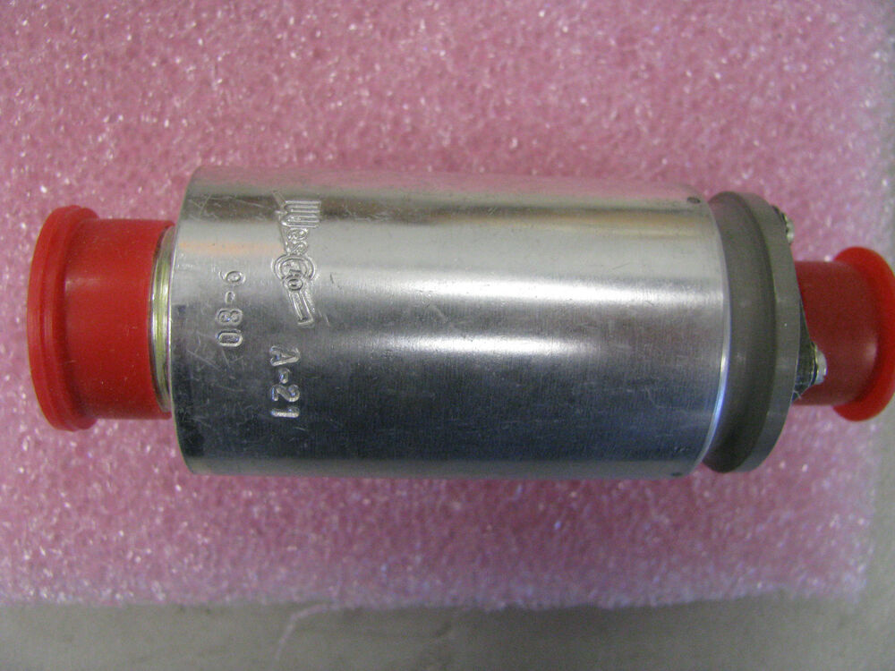 West Coast Electric Solenoid Part A 21 Nsn 5945 00 827