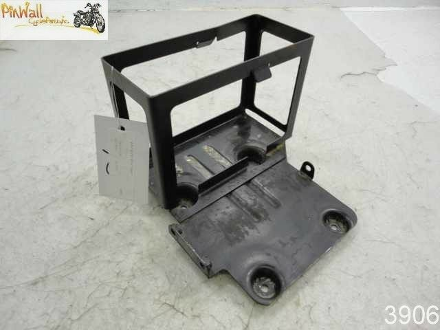 03 bmw r1200cl r1200 r1200c battery box tray ebay. Black Bedroom Furniture Sets. Home Design Ideas