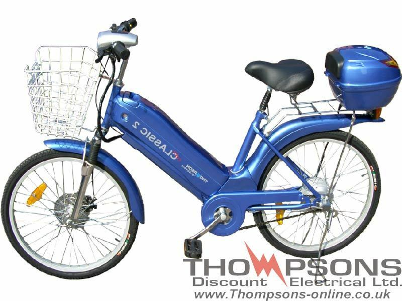 brand new thompson euro classic 2 electric bike e bike. Black Bedroom Furniture Sets. Home Design Ideas