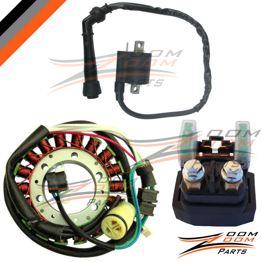 Yamaha Grizzly  Relay Starter
