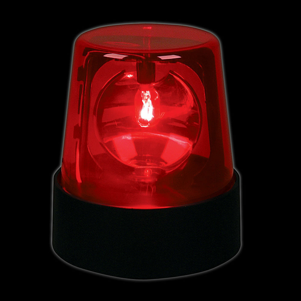 New Red Dj Lighting Rave Club Stage Effect Light Beacon Ebay