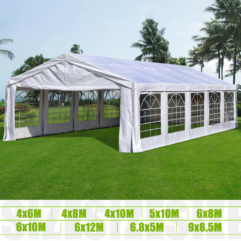 Quictent Heavy Duty Marquee Party Tent Wedding Gazebo