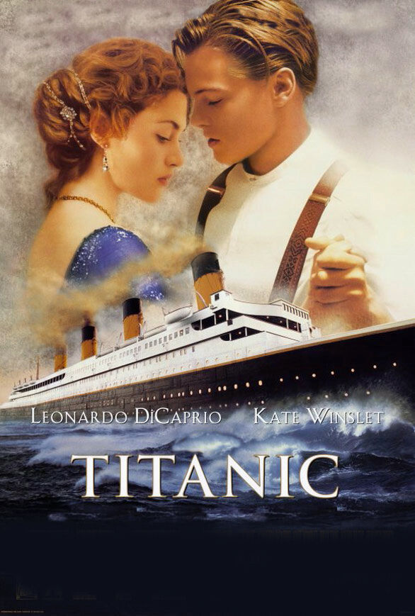a summary of the film titanic At midpoint in the film, the titanic slides against the iceberg and water rushes into  the front  february 25, 2014 | rating: 35/4 | full review.